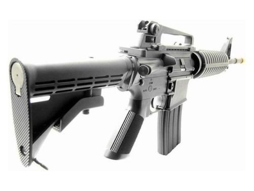 Prima USA  7 jg m1a4 metal gear box electric airsoft rifle nicads/charger included(Airsoft Gun)