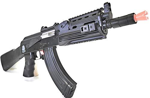 BULLDOG AIRSOFT  2 Bulldog AK 47 AEG Airsoft Gun Electric AEG Rifle
