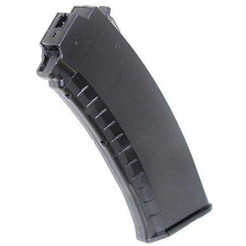 Airsoft Shopping Mall  1 Airsoft Shooting Gear 60rd Mid-Cap Magazine For Tokyo Marui Next Gen AK Series AEG Black