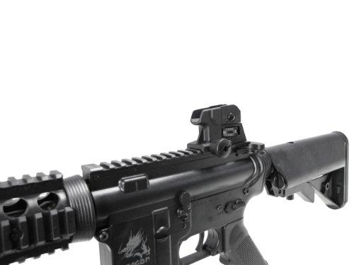 SRC  7 src dragon sport series sr4a1 metal gb aeg rifle(Airsoft Gun)