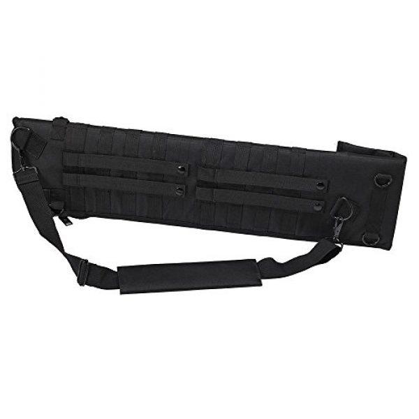 US PeaceKeeper Products Rifle Case 2 US PeaceKeeper P13035 Shotgun Scabbard (Black)