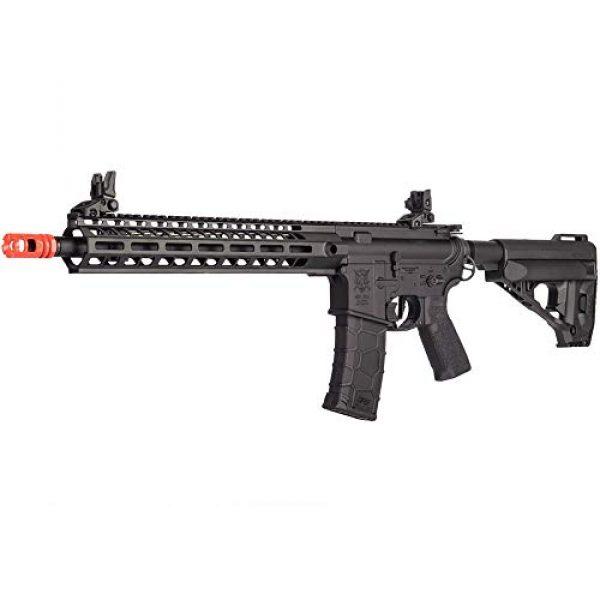 Airsoft Barracks Airsoft Rifle 1 Airsoft Barracks Upgraded Avalon Saber Carbine Black