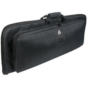 UTG  1 UTG Covert Homeland Security Gun Case with Adjustable Shoulder Strap and Logo