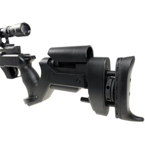 Well Airsoft Rifle 4 Well awn aps2 spring sniper airsoft rifle w/ bi-pod & scope(Airsoft Gun)
