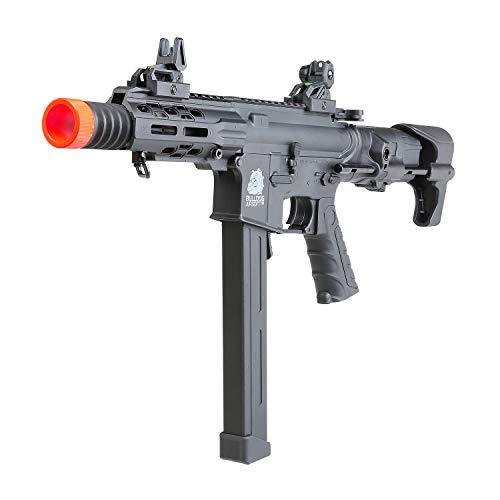 BULLDOG AIRSOFT  2 Bulldog Falcon Z QD AEG Airsoft Gun Electric Rifle