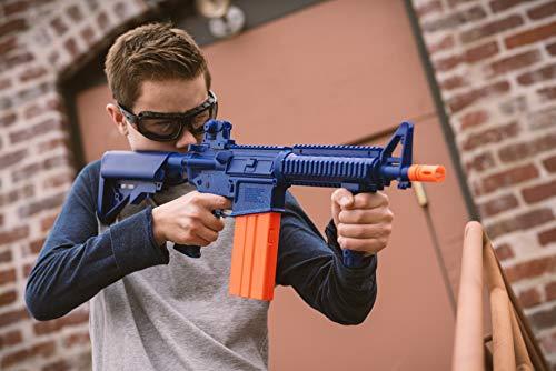 Umarex  7 Umarex Rekt OpFour Rifle Foam Dart Launcher Gun