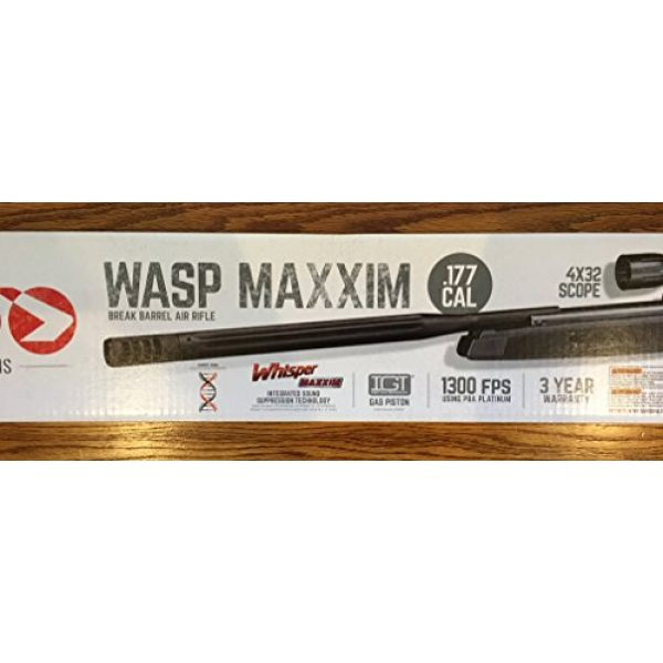 Gamo Air Rifle 2 Wasp Maxxim Gamo 177 Caliber Air Rifle
