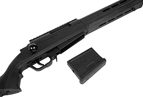 Elite Force Airsoft Rifle 3 Elite Force Amoeba AS-02 Striker Rifle 6mm BB Sniper Rifle Airsoft Gun, Black