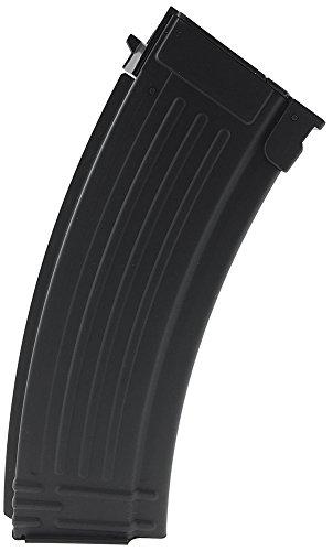 SportPro  1 SportPro 500 Round Metal High Capacity Magazine for AEG AK47 AK74 Airsoft - Black