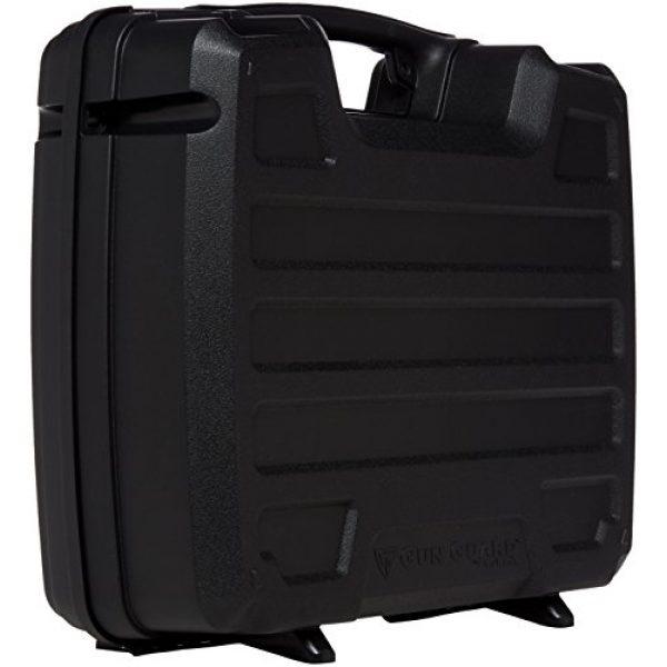 Plano Pistol Case 2 Plano Gun Guard SE Pistol Access Case   Premium Firearm Case