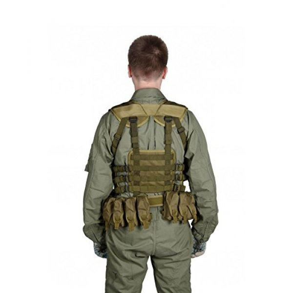 """SSO/SPOSN Airsoft Tactical Vest 4 Russian Military Vest """"Nerpa"""" by SSO/SPOSN"""
