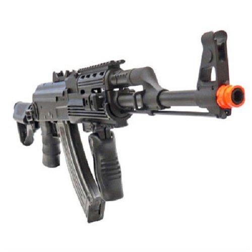 SRC  2 src ak47 tac gen ii air soft rifle electric full auto aeg airsoft gun black(Airsoft Gun)