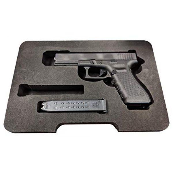 Cedar Mill Fine Firearms Pistol Case 4 Cedar Mill Fine Firearms Replacement Foam for The Pistol Case