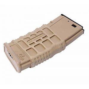 G&G Airsoft Gun Magazine 1 G&G Airsoft 300 Round High Capacity Performance Magazine for AEG M4, M16, SCAR, SPR, HK416