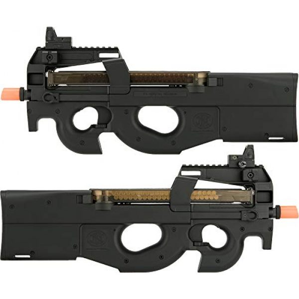 Palco Sports Airsoft Rifle 3 Palco Sports 200934 Fn P90 Metal/Polymer Black, Black