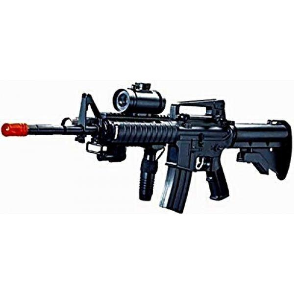 Velocity Airsoft Airsoft Rifle 1 Velocity Airsoft Electric M16 Assault Rifle FPS-200 Airsoft Gun