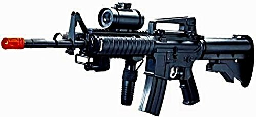 Velocity Airsoft  1 Velocity Airsoft Electric M16 Assault Rifle FPS-200 Airsoft Gun