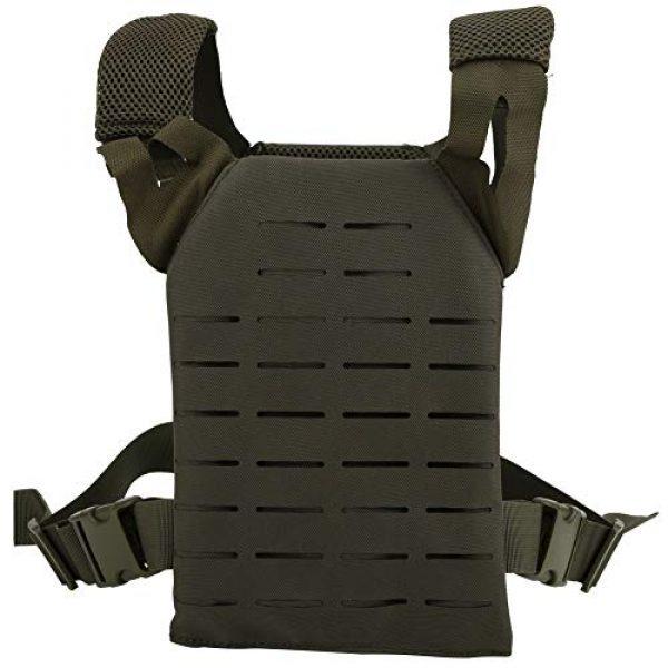 Demeras Airsoft Tactical Vest 4 Demeras Multifunctional Tactics Vest Lightweight Thick Outdoor Vest for Kids