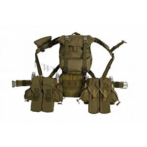 SSO/SPOSN Airsoft Tactical Vest 1 Russian Military Smersh RPK by SSO/SPOSN