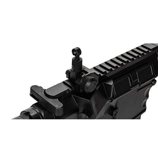 Lancer Tactical Airsoft Rifle 4 Lancer Tactical Interceptor SPR (Black LT-25B)