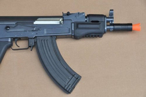 BBTac  2 double eagle metal electric airsoft assualt rifle gun 425 fps 901b(Airsoft Gun)