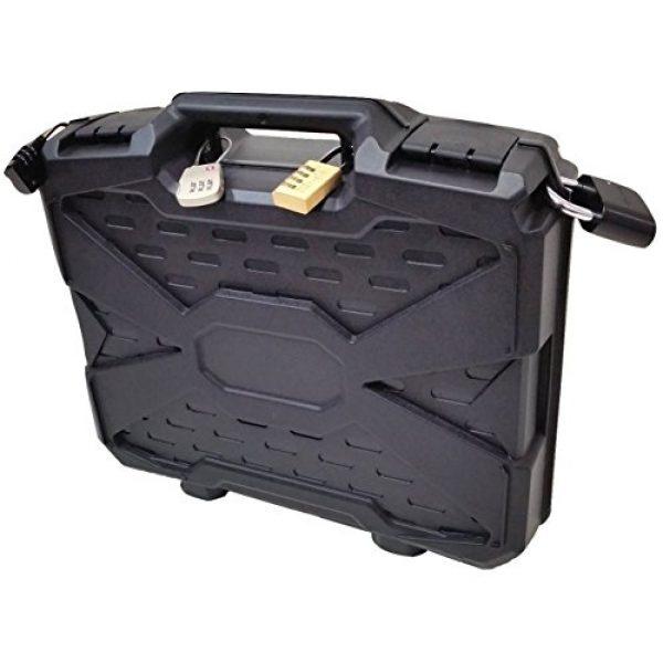 Case Club Pistol Case 6 Case Club Pre-Cut Pistol Carrying Cases