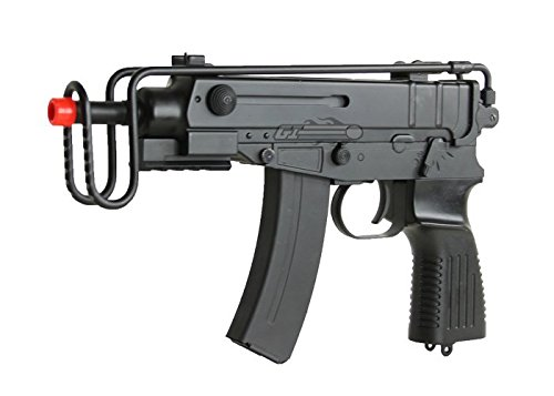 Well  2 Well R2 Skorpion AEP Airsoft SMG (Black)