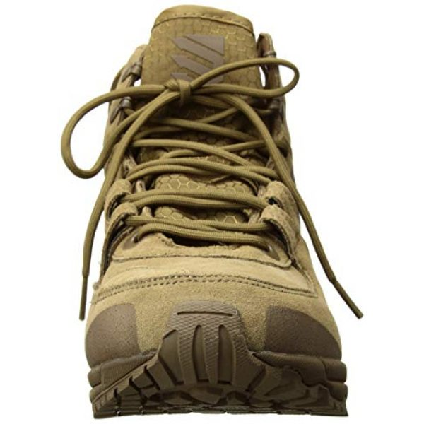 "BLACKHAWK Combat Boot 2 BLACKHAWK! BT06CY080M 6"" Trident Ultralite Boot Coyote 498 8/Medium 18337"