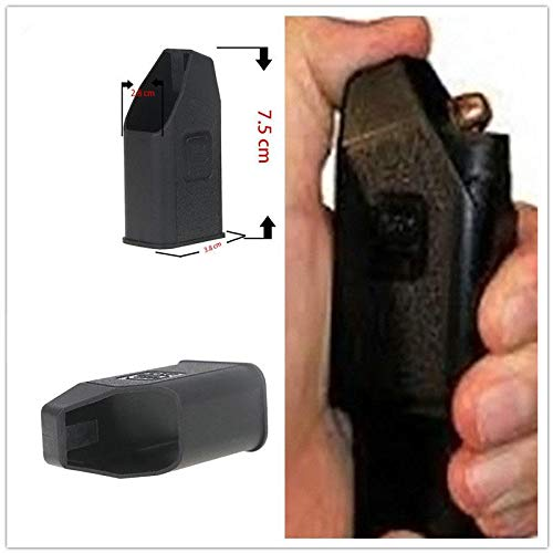 OuRui  3 OuRui Glock Magazine Ammo Speed Loader for 9mm.40.357.45 Gap Mags Clips Clip