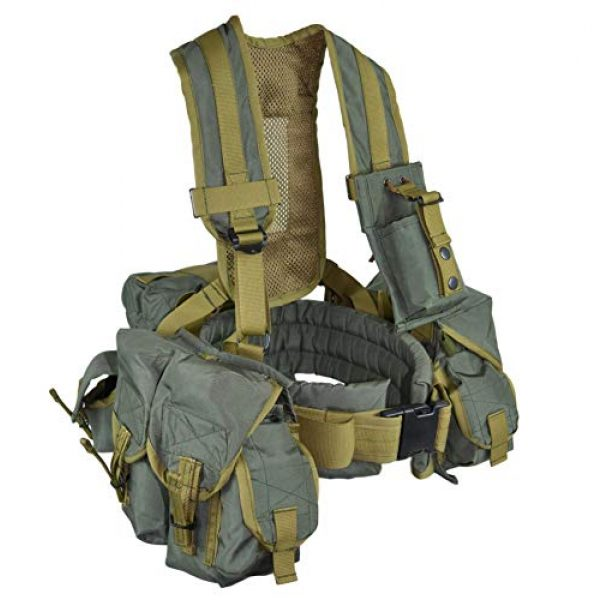 RedBear Airsoft Tactical Vest 1 Tactical Vest Harness Sbruya Partisan Spetsnaz Belt System Replica