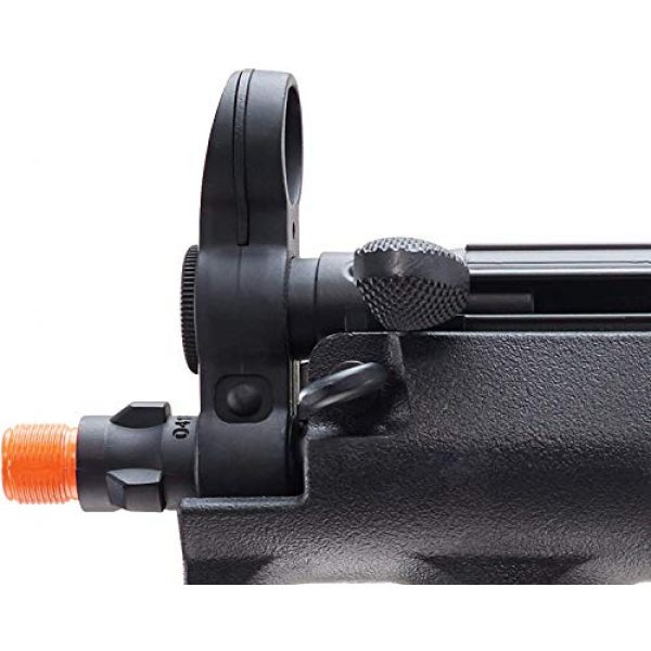 Wearable4U Airsoft Rifle 4 Wearable4U Umarex HK MP5K BB Airsoft Rifle AEG Electric Black, Multi Bundle