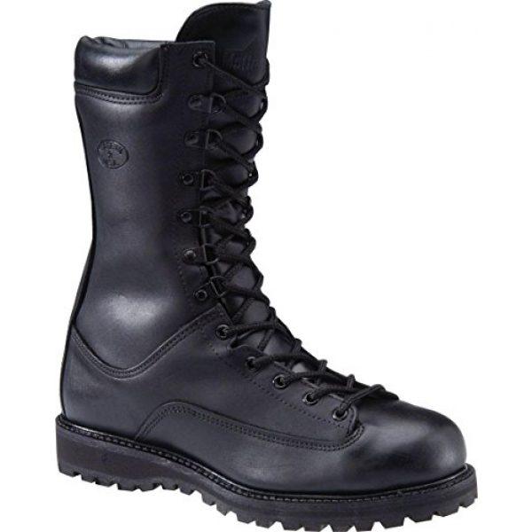 """Corcoran Combat Boot 1 Men's 10"""" Gore-TEX Waterproof Insulated Field Boots, 200 Gram"""
