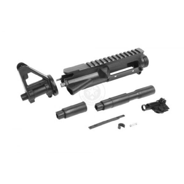 DE Airsoft Rifle 2 DE AK47-HS [Hybrid Spetsnaz] Metal Body Fully Automatic Electric AEG Rifle - Newest Enhanced Model
