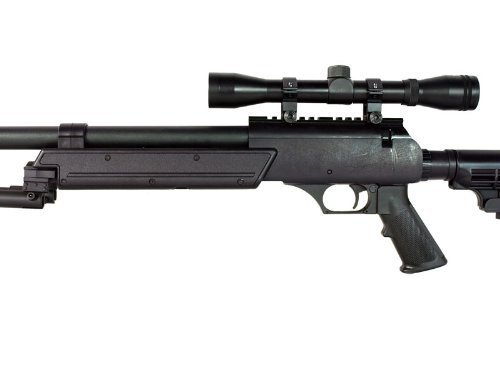 Well  3 Well MB06 SR-2 Tactical Airsoft Sniper Rifle w/ 3-9x40 Scope & Bipod Bolt Action Airsoft Sniper