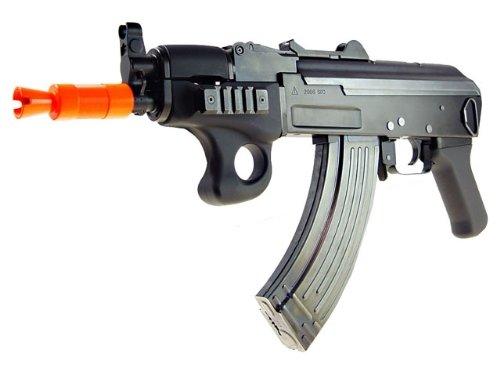 SRC  1 src ak47 krinkov aeg metal airsoft rifle(Airsoft Gun)