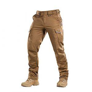 M-Tac Tactical Pant 1 Aggressor Flex - Tactical Pants - Men Cotton with Cargo Pockets