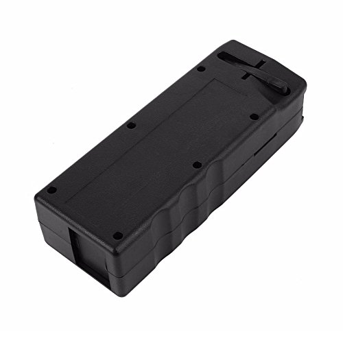 OAREA Airsoft BB Speed Loader 2 Oarea 1000rd Rounds Plastic BB Speed Loader M4 Hand Crank for Airsoft Paintball Military Quick Loader Hunting Gun Magazine