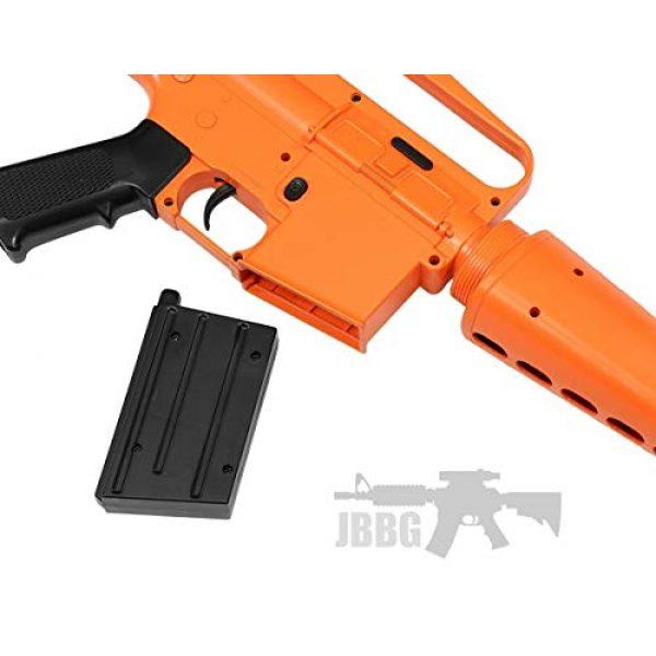 Double Eagle Airsoft Rifle 2 Double Eagle A&N Limited Edition - 340 FPS M4 A1 M16 Spring Airsoft Gun Rifle 6mm BBS Air Soft