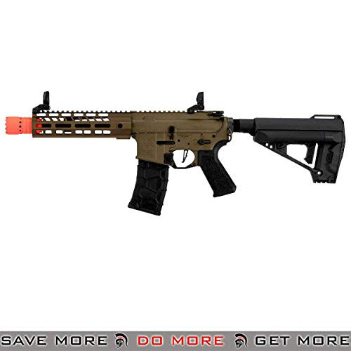 Modern Airsoft  2 Airsoft Rifle VFC Avalon Saber CQB with Elite Force .25G BBS 5000CT Patch and Speedloader