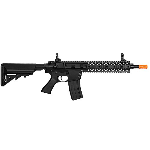 "Lancer Tactical  1 Lancer Tactical LT-12B 10"" Free Float Rail M4 Aeg Metal Gear Airsoft Gun Gear Airsoft Rifle Shooting Gun Machine"