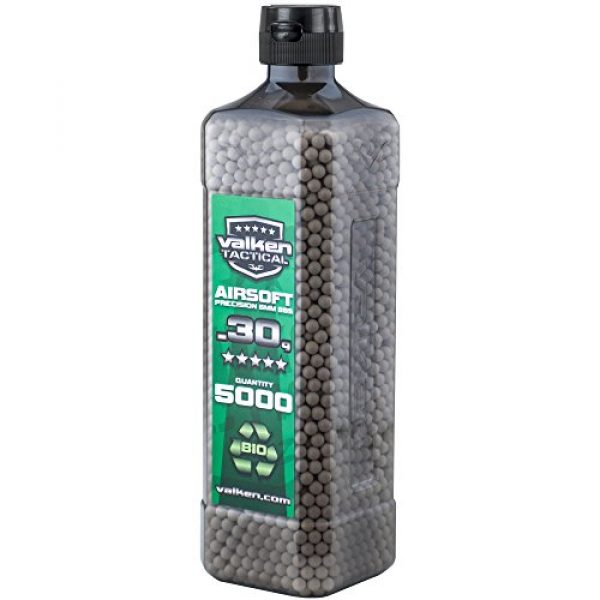 Valken Airsoft BB 1 Valken 5000CT Tactical BIO Bottle