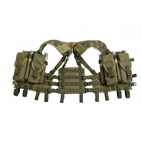 """SSO/SPOSN Airsoft Tactical Vest 2 Russian Military Vest """"Nerpa"""" by SSO/SPOSN"""