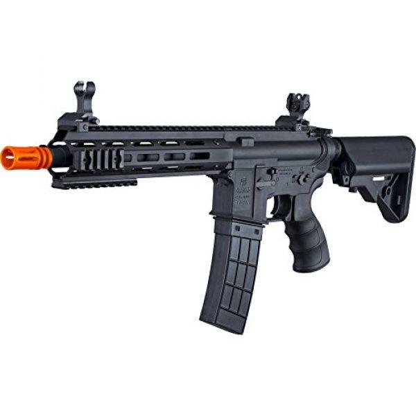 Tippmann Airsoft Airsoft Rifle 2 Tippmann Tactical Recon AEG CQB 9.5in Airsoft Rifle Black