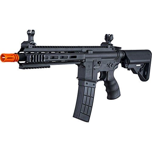 Tippmann Airsoft  2 Tippmann Tactical Recon AEG CQB 9.5in Airsoft Rifle Black