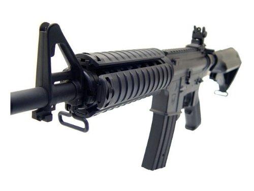 Jing Gong (JG)  2 JG aeg m4 cqb electric aeg airsoft rifle(Airsoft Gun)