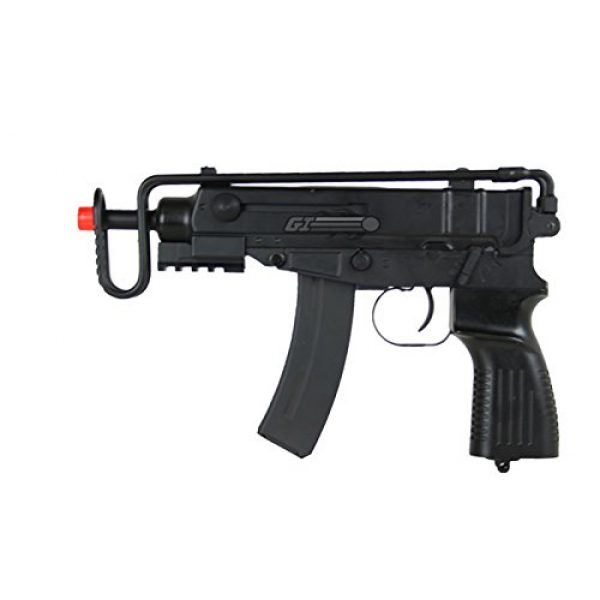 Well Airsoft Rifle 1 Well R2 Skorpion AEP Airsoft SMG (Black)