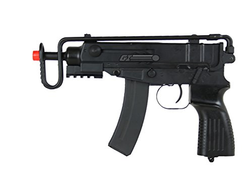 Well  1 Well R2 Skorpion AEP Airsoft SMG (Black)