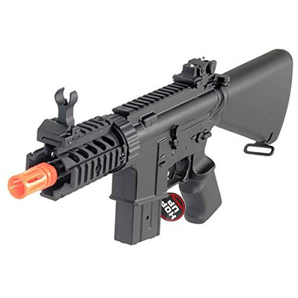 MetalTac Airsoft Rifle 1 MetalTac CYMA CM013 M4-RAS Electric Airsoft Gun with Metal Gearbox Version 2, Full Auto AEG, Powerful Spring 415 Fps with .20g BBS