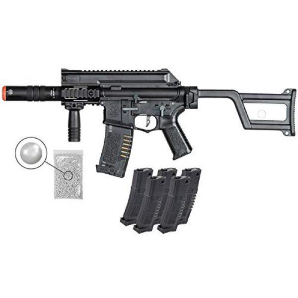 Wearable4U Airsoft Rifle 1 Umarex Elite Force Amoeba AM-005 AEG Electric Automatic 6mm BB Rifle Airsoft Gun (Gen5) with Wearable4U Bundle