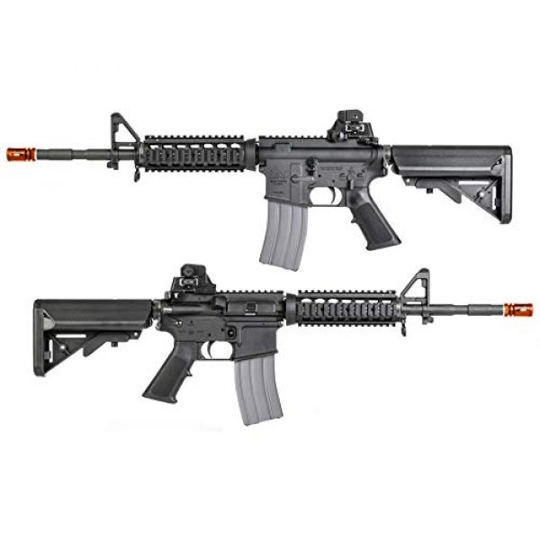 Wearable4U Airsoft Rifle 3 Umarex VFC Avalon SOPMOD CQBR AEG Electric BB Full/Semi Auto Metal Airsoft Airgun with Wearable4U Bundle